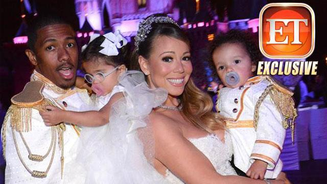 Exclusive Pic & Details: Mariah & Nick Renew Vows