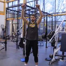 Kevin Love's In-Season Basketball Workout