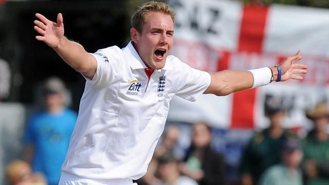 Cricket - Broad relishing county games