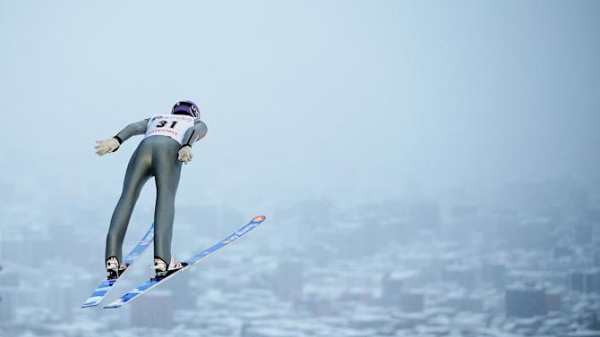 FIS Men's Ski Jumping World Cup Sapporo - Day 1
