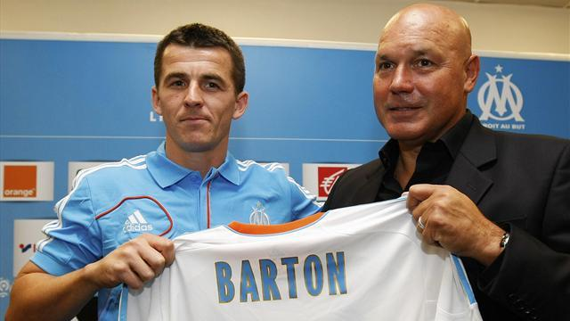 Barton hopes to emulate legends