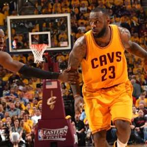 Cleveland Holds off Atlanta in Game 3