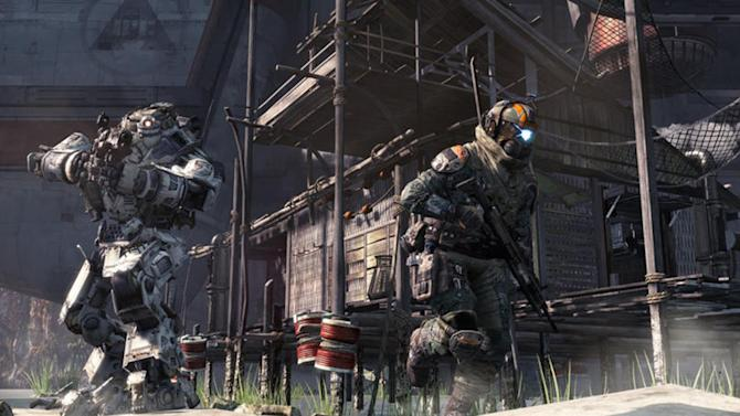 TITANFALL (Xbox One, Xbox 360, PC | Release date: 3/11/14 ) – Supersoldiers and giant mechs collide in this frenetic shooter, which lets you effortlessly zip in and out of heavy-duty war machines while blasting away at the bad guys.  Titanfall stunned crowds at E3 2013 – it walked away as the most-nominated game in the history of the Game Critics Awards – but we'll see if it lives up to the hype in March.