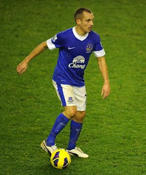 Leon Osman believes Everton will get back to winning ways soon