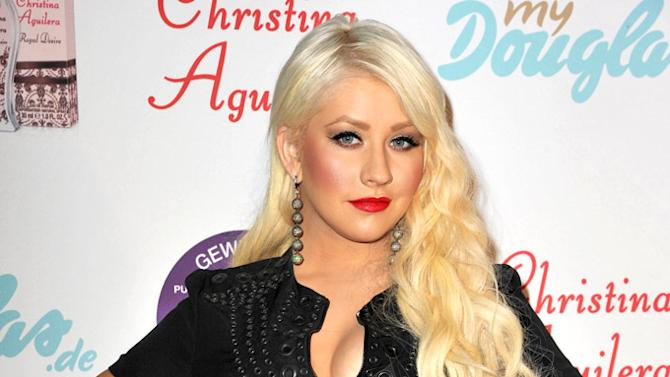 Christina Aguilera Presents New Fragrance Royal Desire