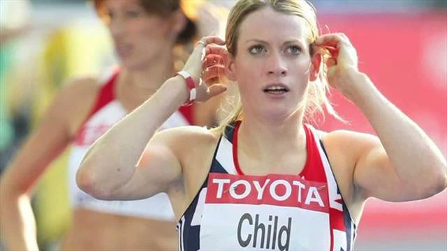 Athletics - Child to captain GB&! in World Indoors
