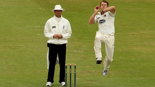 Cricket - Sussex on top at Taunton