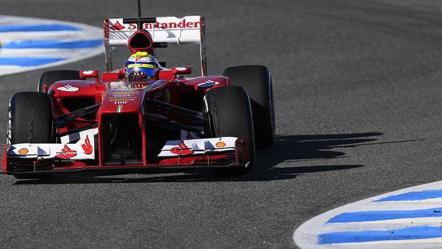 Formula 1 - F1 teams set for extra test in 2014