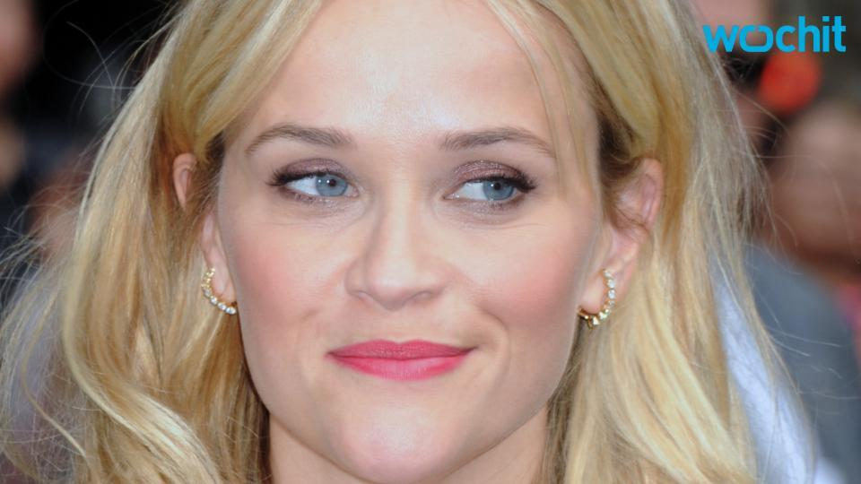 Reese Witherspoon Is Going to Play Tinker Bell in New Live-Action Disney Movie