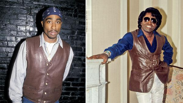 James Brown and Tupac Share Song on 'Django Unchained' Soundtrack