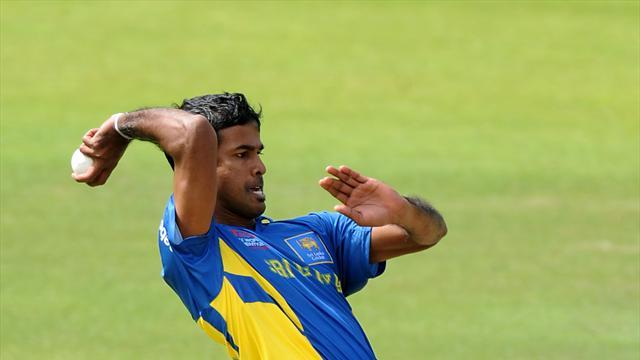 Cricket - Ford lauds Sri Lanka spirit