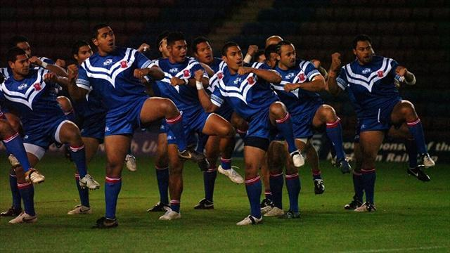 Rugby League - Parish takes Samoa post