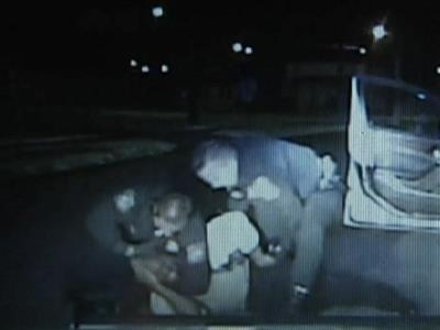 Detroit-area officer charged with assault in taped beating