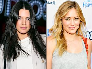 Kendall Jenner Models Sheer Top, Is Unrecognizable at NYFW, Hilary Duff Enjoys Valentine's Day Vacation With Ex Mike Comrie, Son Luca: Top 5 Stories