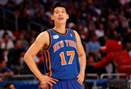 """American basketball star Jeremy Lin, seen here in February 2012, is to visit Taiwan in August, his agent said Monday, his first trip to the island since a hot streak earned him a global following known as """"Linsanity"""""""