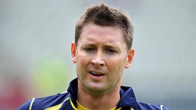 Cricket - Australia captain Clarke ruled out of New Zealand match