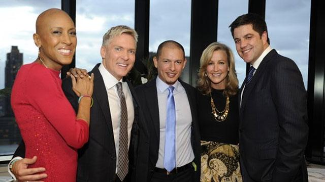 Sam Champion Marries Partner