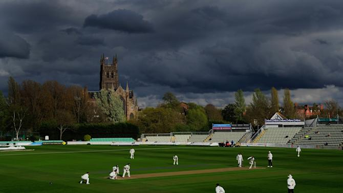 BESTPIX  Worcestershire v Nottinghamshire - LV County Championship