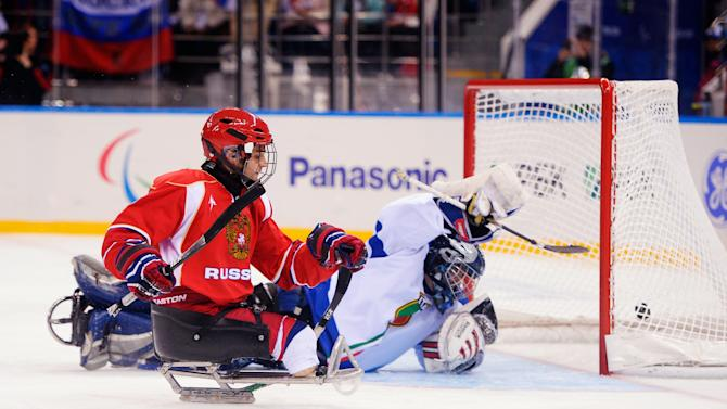 2014 Paralympic Winter Games - Day 2