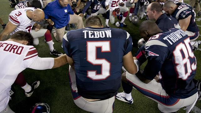 NFL - Patriots cut Tebow - report