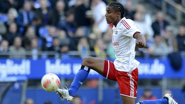 Bundesliga - Hamburg suffer Mancienne blow