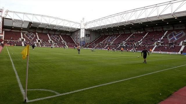 Scottish Football - Hearts miss wage payments