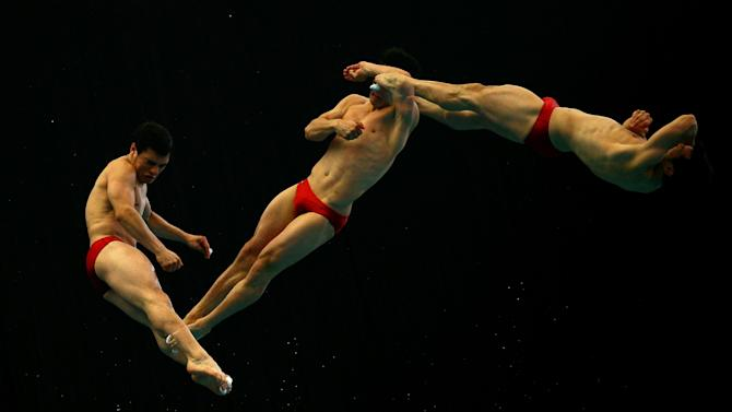 FINA/Midea Diving World Series 2013 - Day Two