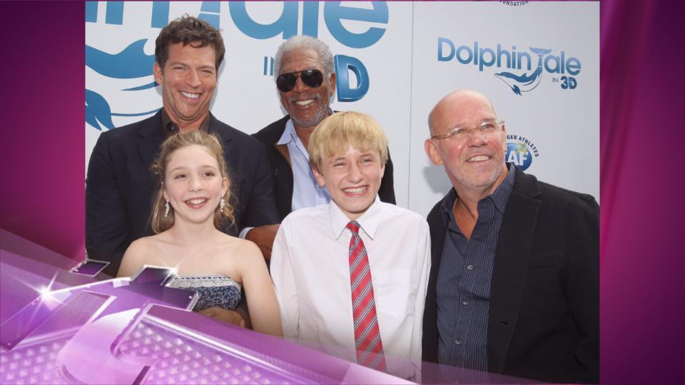 Entertainment News Pop: Alcon Planning 'Dolphin Tale' Sequel With Original Cast