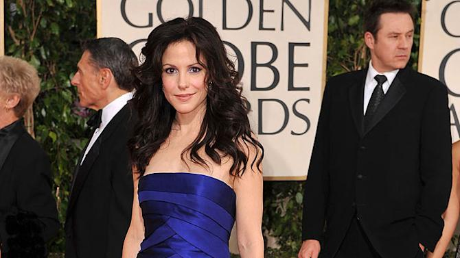 Mary Louise Parker Strapless GG