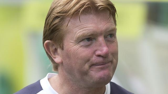 Football - McCall pleased with options