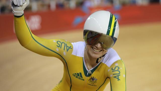 Cycling - Meares targets more gold at Rio