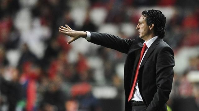 Champions League - Spartak sack Emery after derby humiliation