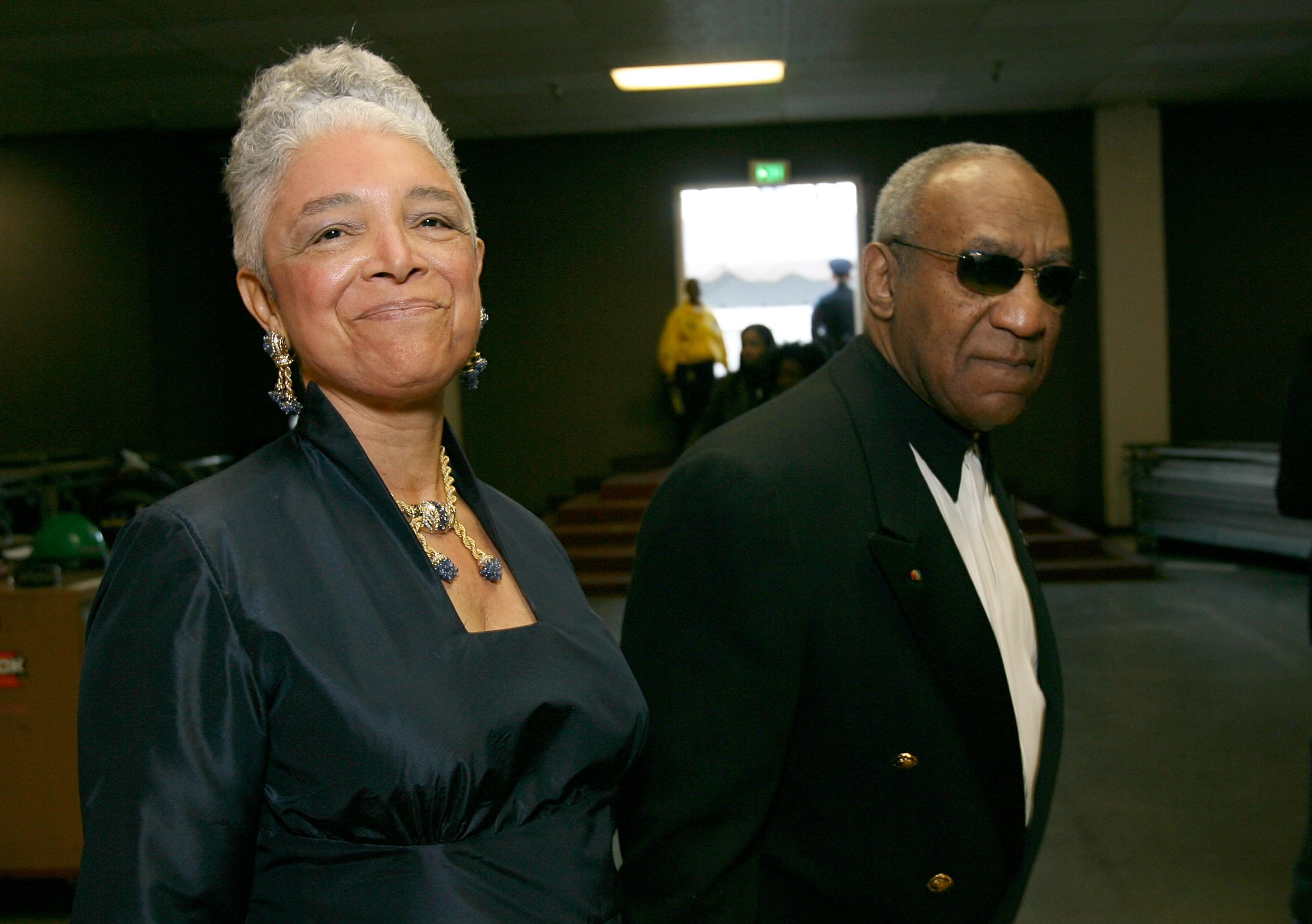 Bill Cosby's wife Camille speaks up