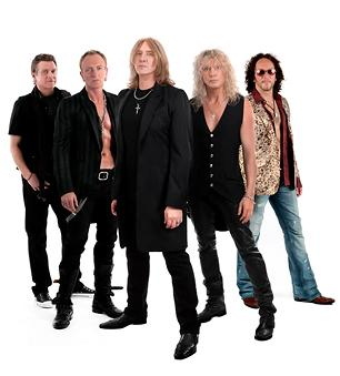 Def Leppard Prepare for 'Hysteria' Residency in Las Vegas
