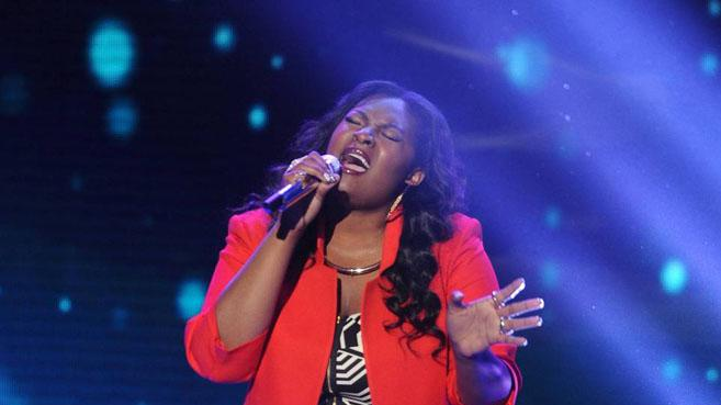 """American Idol"" Season 12 - Top 4"