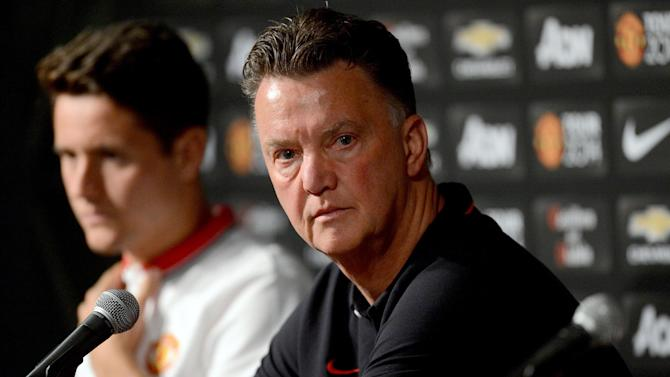 Premier League - Van Gaal: I need 10 weeks to get United playing how I want
