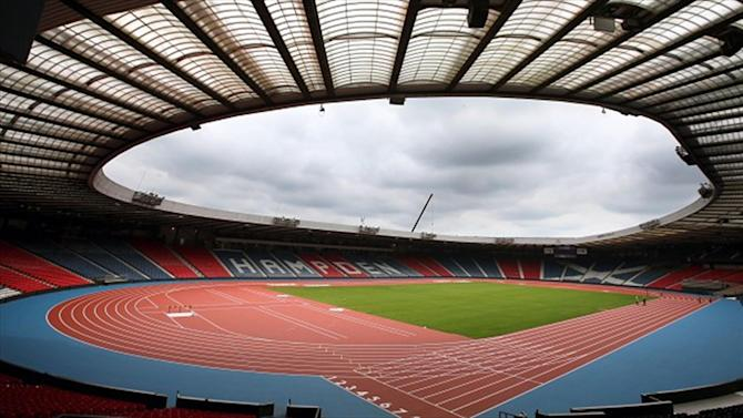 Football - SFA 'considering Hampden exit'