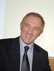French luxury products group PPR chief executive Francois-Henri Pinault in Paris on May 19, 2011