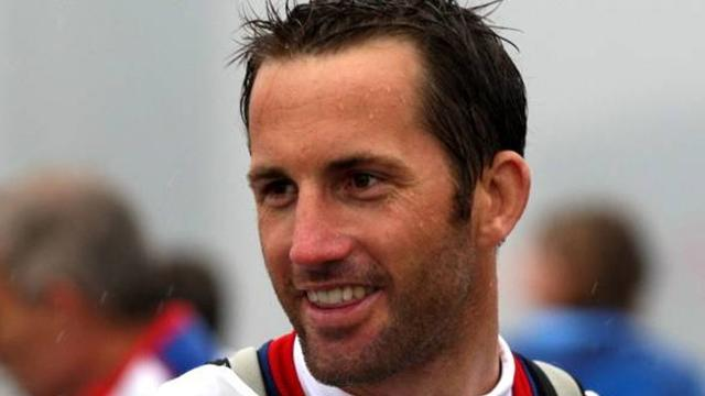 Ainslie 'honoured' to be first torchbearer