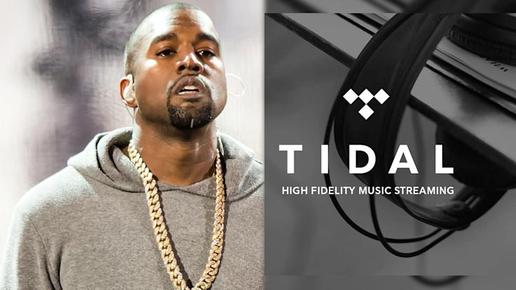 Kanye West and Tidal Are Being Sued Over 'The Life of Pablo'