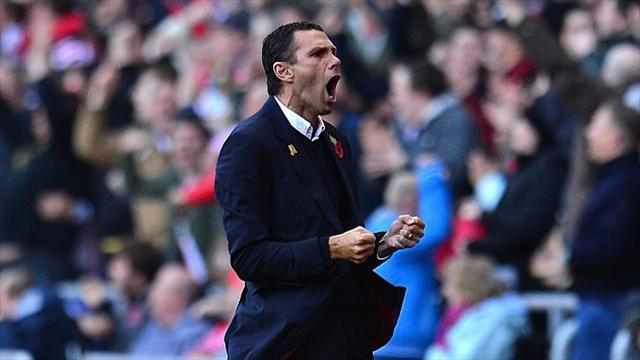 Football - Poyet keen to build on derby win