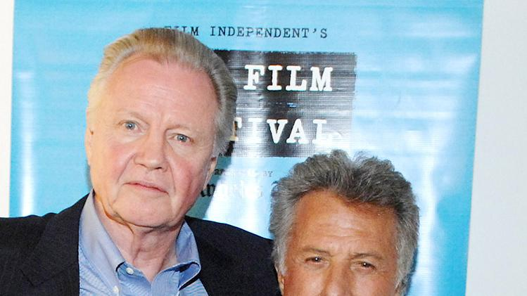 Los Angeles Film Festival 2009 Jon Voight Dustin Hoffman