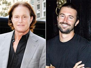 Bruce Jenner Races Lamborghini With Son Brandon After Skin Cancer Surgery
