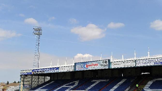 Plans for the new stand are expected to be handed to the town council shortly
