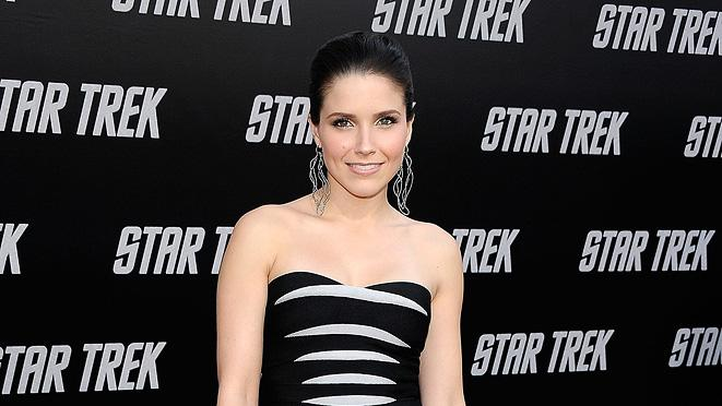 Star Trek LA premiere 2009 Sophia Bush