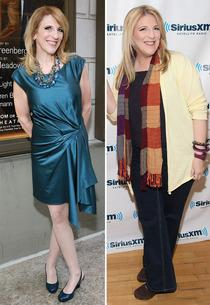 Lisa Lampanelli   Photo Credits: Robin Marchant/Getty Images; Taylor Hill/Getty Images