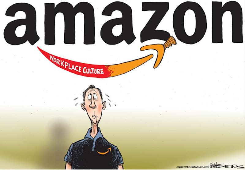 Amazon: il detonatore della prossima crisi!