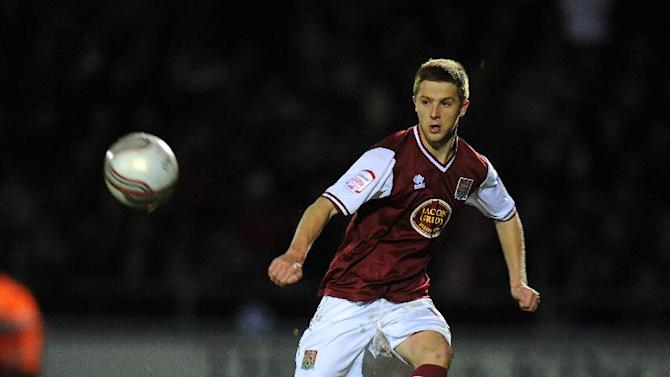 Michael Jacobs has turned heads with his displays for League Two Northampton