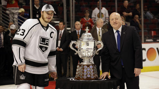 Kings advance to Stanley Cup finals vs Rangers