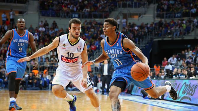 Turkey Basketball Oklahoma City Thunder
